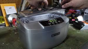 2 5 liter ultrasonic cleaner