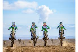 Monster Energy Pro Circuit Kawasaki Fox Racing