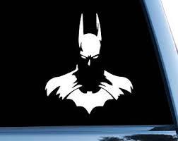 Batman Car Decal Etsy