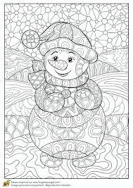 Pin Van Esmee Nijboer Op Groep 5 Kleurplaten Mandala