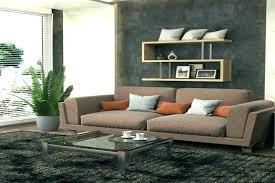 grey sofa brown walls furniture winsome