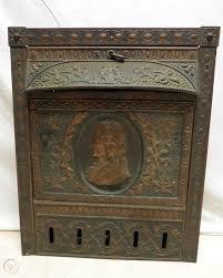 ca 1893 antique copper bronze victorian