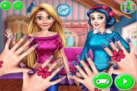 nails makeover games play free