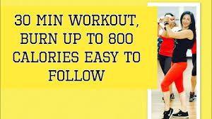30 min ii aerobic dance workout ii by