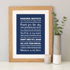 disney inspirational quotes print by hope and love
