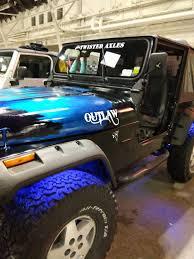 Outlaw Truck Decal Sticker Custom Sticker Shop