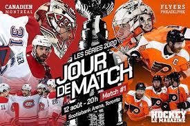 Jour de match | Le Canadien et les Flyers amorcent leur série quart de finale de l'Association Est | Hockey Le Magazine