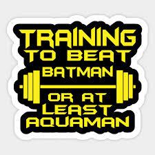 to beat batman fitness