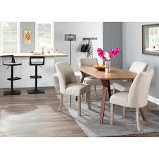 Shop The Gray Barn Spelling Stream Farmhouse Upholstered Dining Chair With White Washed Wood Set Of 2 N A Overstock 25661081