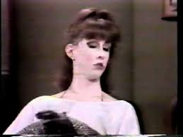Laraine Newman Late Night with David Letterman 1983 - YouTube