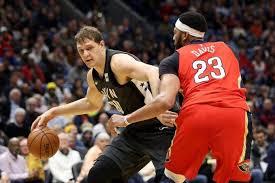 Timofey Mozgov leaves NBA to join Khimki | TalkBasket.net