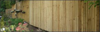 Garden Fencing Panels Fence Panels Concrete Posts In Sheffield Rb Building Landscaping