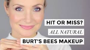 burt s bees natural makeup review