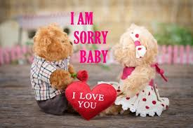 best impressive sorry for your love him her sorry