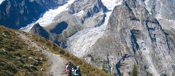 self guided tour du mont blanc walking