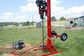 well drilling equipment drill machine