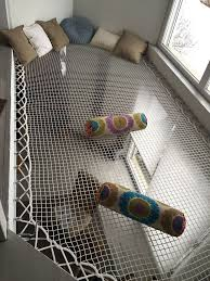 The Comments Are Great Rope Hammock Space For Reading And Relaxing House Interior House Design Home Diy