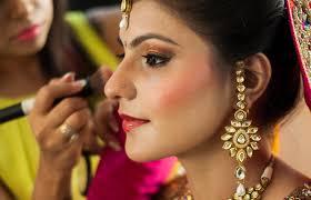 bridal make up package sanu z beauty
