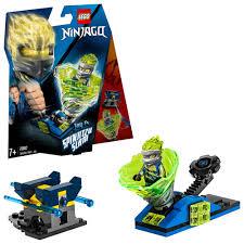LEGO Ninjago Spinjitzu Slam - Jay - £9.00 - Hamleys for Toys and Games