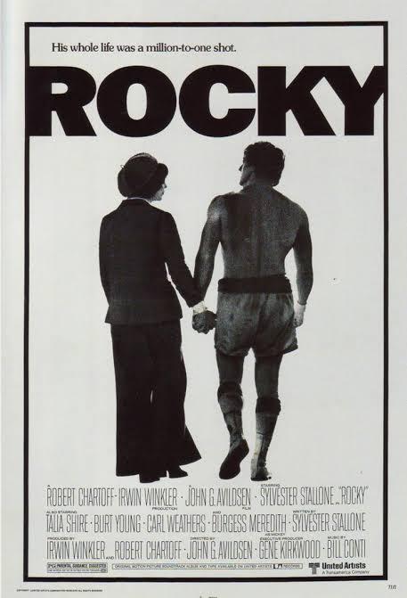 """Resultado de imagen para rocky 1976"""""""