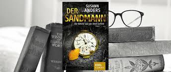 DER SANDMANN: DIE TÖDLICHE SPUR DES ADOLF SEEFELDT von Susann Anders  [Rezension] › lesbar