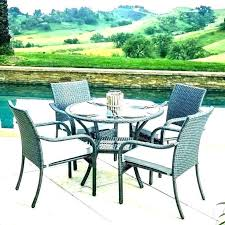 small patio table outdoor dining set