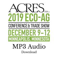 Meagan Perry Kaiser MP3: Bridging the Old with the New for Actionable –  Acres USA
