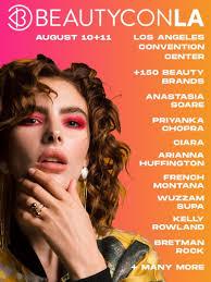 beautycon la 2019 in los angeles at los