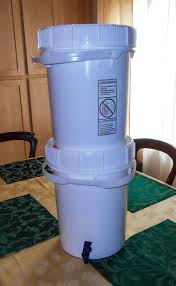 water filter the bucket berkey