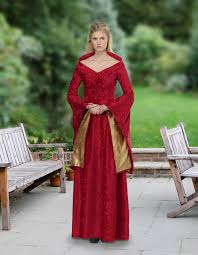 renaissance costumes meval clothing