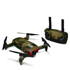 Dji Mavic Air 1 Wrap War Tiger By Drone Squadron Sticker Skin Decal Ebay