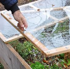 raised bed to cold frame in minutes