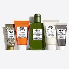 natural skincare bestsellers origins