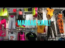 madrag clothing haul you