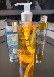 l occitane oil to milk makeup