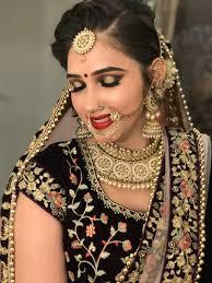 best wedding make up artist in delhi