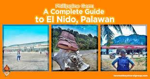 a plete guide to el nido palawan