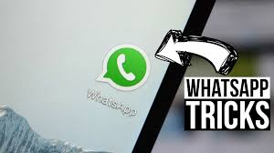 cool whatsapp tricks you should try