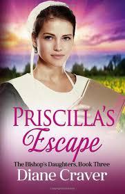 Priscilla's Escape ⋆ Bibliophile Reviews