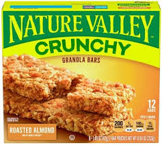 nature valley crunchy roasted almond