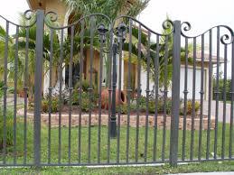 Aluminum Fence Aluminum Picket Fences Privacy Fence Security Fence Wrought Iron Fence