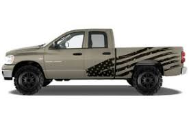 Custom Vinyl Decal Patriot Wrap Kit For Dodge Ram 1500 2500 Truck 2002 08 Black Ebay