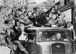 Victory in Europe Day: How World War II changed the UK - Office ...