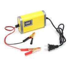 Bộ sạc bình ắc quy tự động 12V 2A với đèn LED cho xe máy giảm chỉ còn  107,000 đ