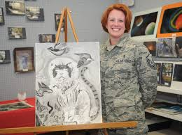 McConnell Airman creates, inspires > McConnell Air Force Base > News