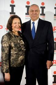 Colin Powell and Alma Johnson Photos - Colin Powell and Alma ...