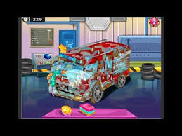 car wash games emergency car how to