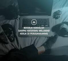 ▷ kita kita bekerja keraslah sampai hatersmu
