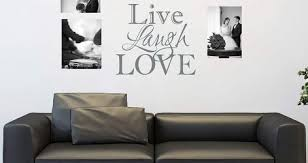 Live Laugh Love Wall Sticker Shelves Removable Window Decal Art Clock Large Decor Walmart For Cars Vamosrayos