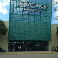 jcpenney outlet sawgr mills